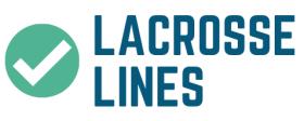 Lacrosse Lines Logo Rectangle